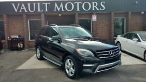 2013 Mercedes-Benz M-Class ML 350 BlueTEC 4MATIC NO ACCIDENTS