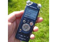 Olympus LS-10 Audio Recorder Excellent Condition, High Quality recording