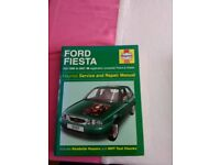 Ford Fiesta (95-01) Service and Repair Manual by Mark Coombs, Steve Rendle