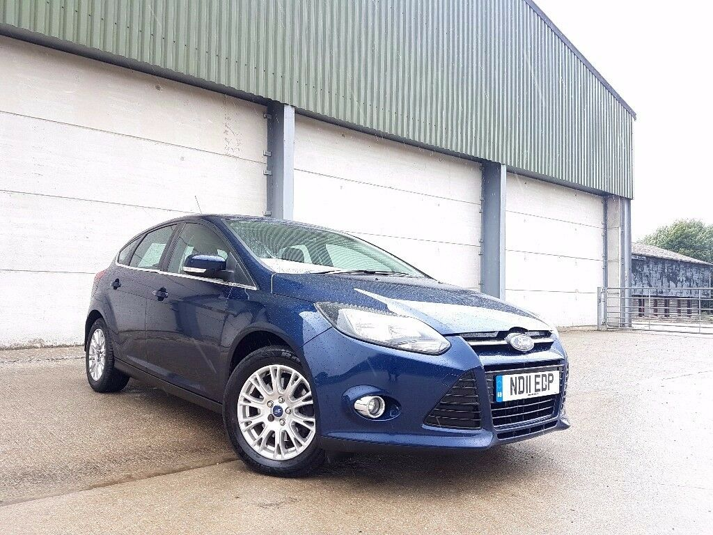 Ford Focus 2.0 TDCi Titanium 5dr p/x welcome *1 FORMER KEEPER*HPI CLEAR*