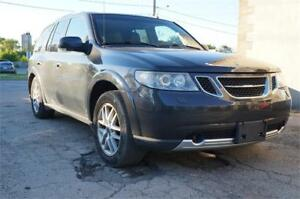 2007 Saab 9-7X I6 AWD Leather/SunRoof * No Accident * Like New!