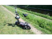 Evo citi 800w 36v scooter