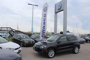 2017 Volkswagen Tiguan Wolfsburg Edition *CLEAN CARPROOF*