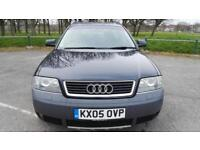 AUDI ALLROAD 2005, 2.5 TDI ESTATE, DIESEL, ONE PREVIOUS OWNER, FULL SERVICE HISTORY