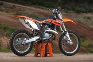 Wanted: ktm 250sx