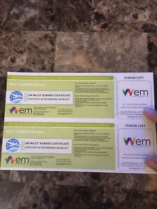 2 WEM Galaxyland or water park tickets