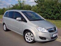 Vauxhall Zafira 1.7 CDTi ecoFLEX 16v Elite 5dr1 Owner Full History 2 Keys