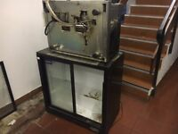 *Not Working* Commercial Drinks Fridge and Coffee Maker Metal and Both Heavy Duty