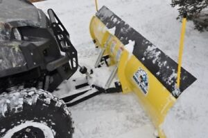 Eagle ATV Snow Plow Pre-Season Sale - $100 off. (NEW)