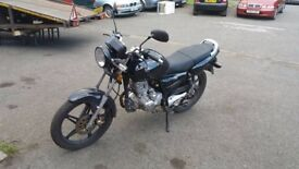 Keeway Speed 125cc Long MOT