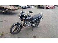 Keeway Speed 125cc Long MOT