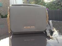 Michael Kors Side Bag Grey