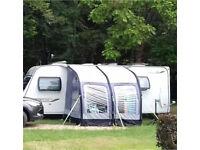 Kampa Rally air awning 260 Caravan Tourer inflatable awning