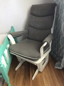 Chaise berçante Dutelier