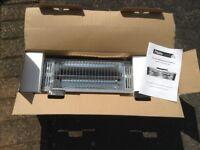 Patio electric heater
