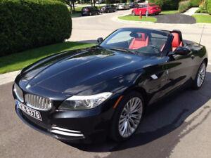 2009 BMW Z4 Cabriolet 35i Manuelle 6 Vitesses***Impeccable***