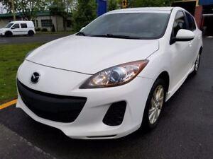 2012 Mazda MAZDA3 SPORT-GS-SKYACTIV-TOIT-OUVRANT-AUTOMATIQUE!!