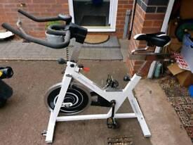 Used spin bike