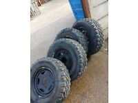4x4 tyres off road mud