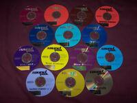 Sample Collection, Sound Library Studio CD's for EMU, Akai, Yamaha, Kurzweil ...