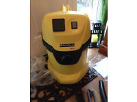 KARCHER MV3P WET AND DRY VACUUM CLEANER