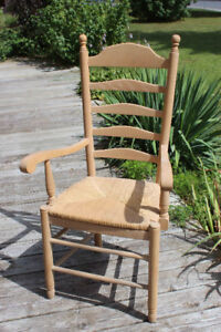 Wood Chair unfinished