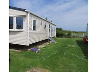 Lovely 3 bed, 8 Berth Caravan for Hire, West Sands, Bunn Leisure, Selsey, Chichester, West Sussex