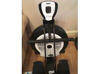 York Fitness R201 Air Rower / Rowing Machine, as new, absolute bargain