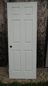 """Indoor Door 30""""x80"""""""