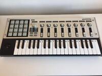 Korg micro kontrol midi keyboard