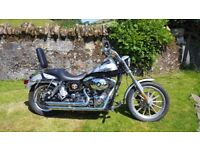 Harley Davidson 1450cc Low Rider