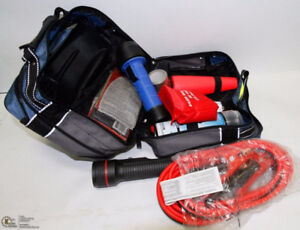 NEW ROADSIDE SAFETY KIT WITH TIRE FOAM