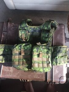 Plate carrier/Molle chest rig