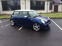 2003 MINI COOPER 1.6 HATCHBACK MOT FEB 2018 2OWNERS Reconditioned Gearbox!!!