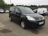 Citroen Berlingo 1.6 HDI 625 ENTERPRISE (black) 2013