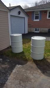 45 Gallon Steel drums for sale