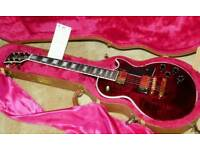 2001 Gibson Les Paul Custom Electric Guitar