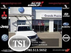 2013 Volkswagen Tiguan 2.0 TSI | AWD | Well Maintained