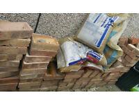 200 BRICKS for sale for £20 - inc LBC (London Brick Company)