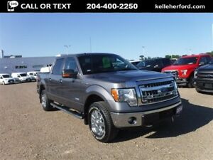 2014 Ford F-150 XLT SuperCrew 3.5L Ecoboost 4x4
