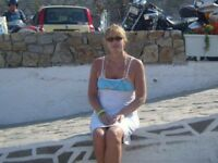 Sunny Beach Holiday with mature female late 40's looking for similar people meet up is London E11
