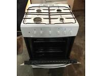 AMICA 60CM WIDE ELECTRIC & GAS COOKER EXCELLENT CONDITION, 4 MONTH WARRANTY