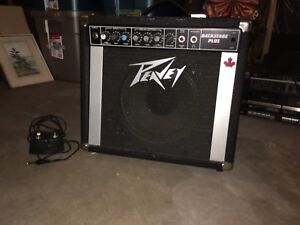 Peavy Guitar Amp with foot switch