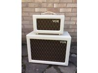 Vox AC4TV head and cab
