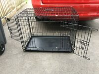 Used Black Dog Crate - Collection Only at Rupert Street, Bristol