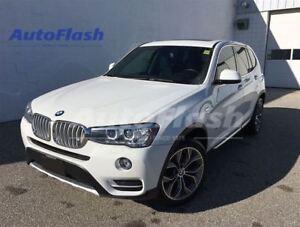 2015 BMW X3 2.0L Turbo Tech-Pack* Navigation* Full* Caméra*