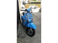 LML STAR-LITE 125 0% REPRESENTATIVE FINANCE AVAILABLE