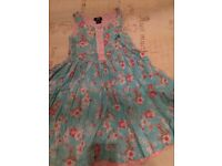 H&M dress age 6-7 like NEW
