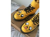 Size 4 Adventure Time Dr Martens