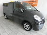 2012 Vauxhall Vivaro 2.0CDTi Sportive ***BUY FOR ONLY £33 PER WEEK***